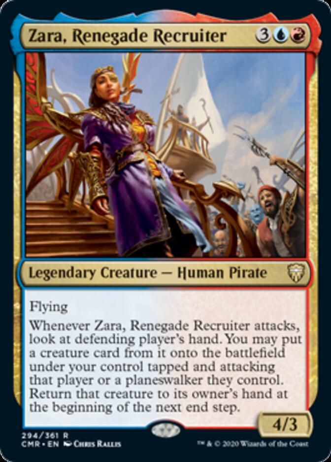 Zara, Renegade Recruiter [CMR]