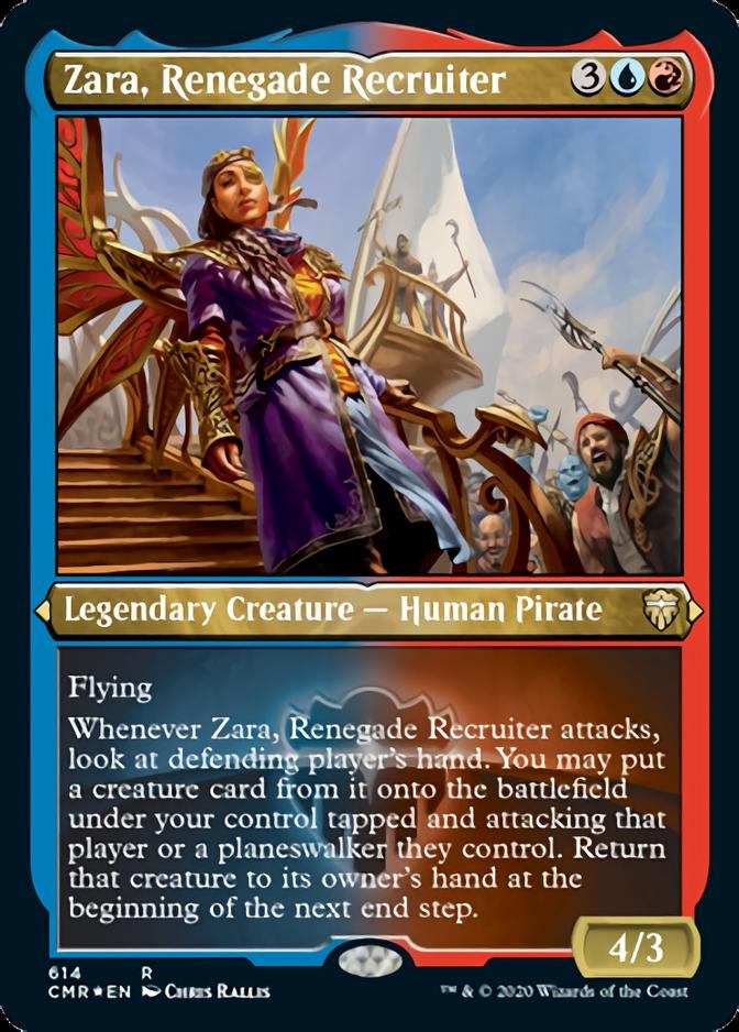 Zara, Renegade Recruiter [PCMR]