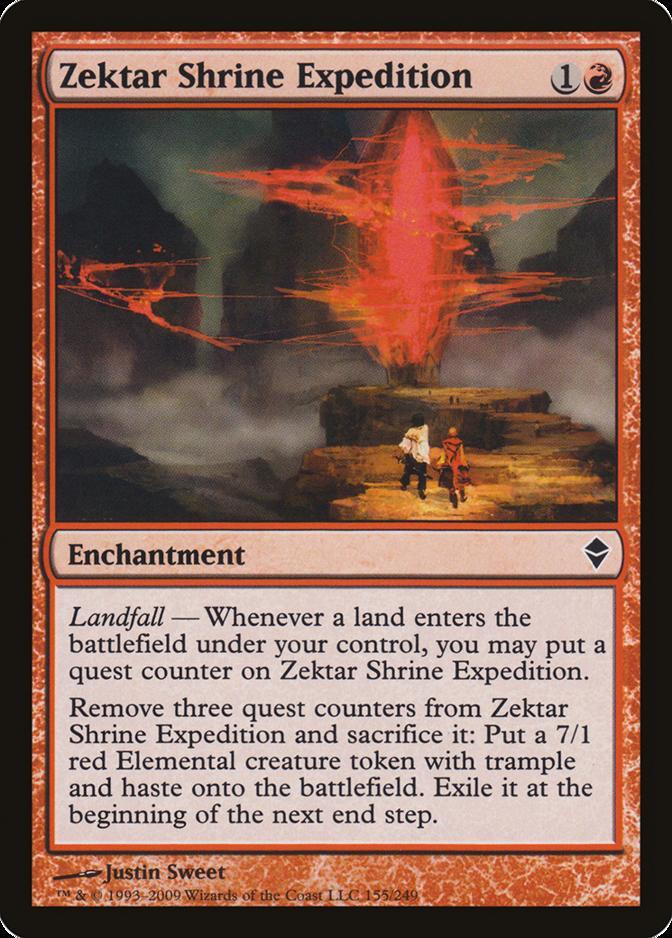 Zektar Shrine Expedition [ZEN] (F)