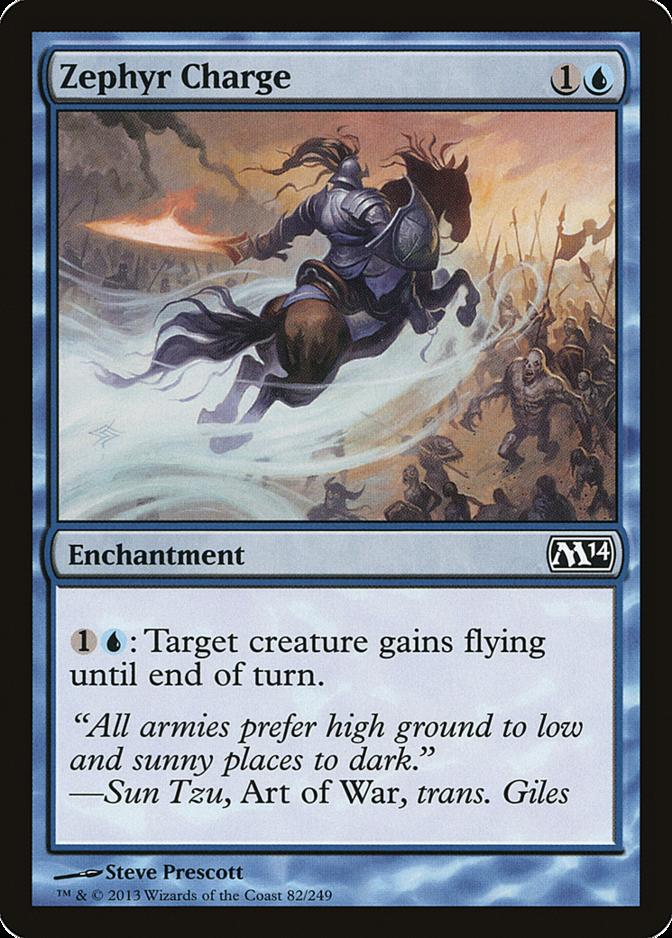 Zephyr Charge [M14]