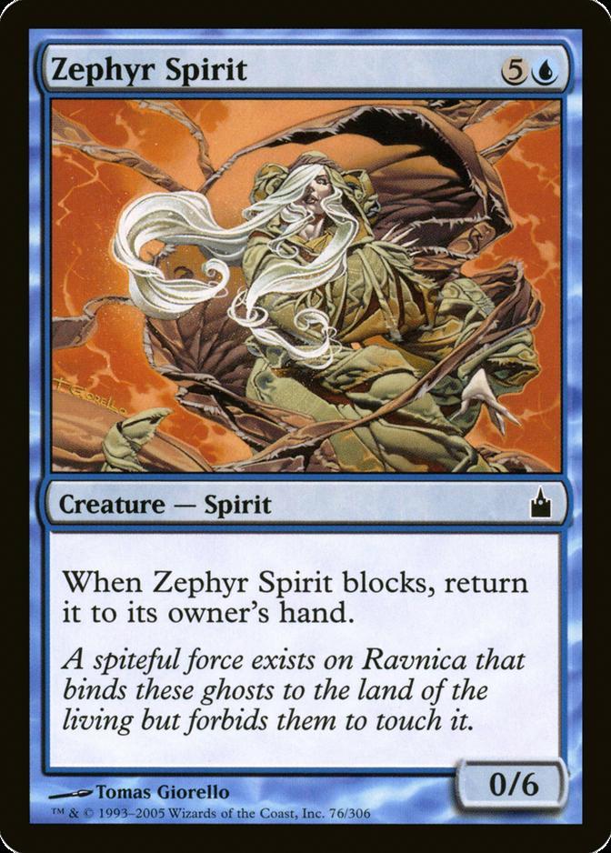 Zephyr Spirit [RAV] (F)