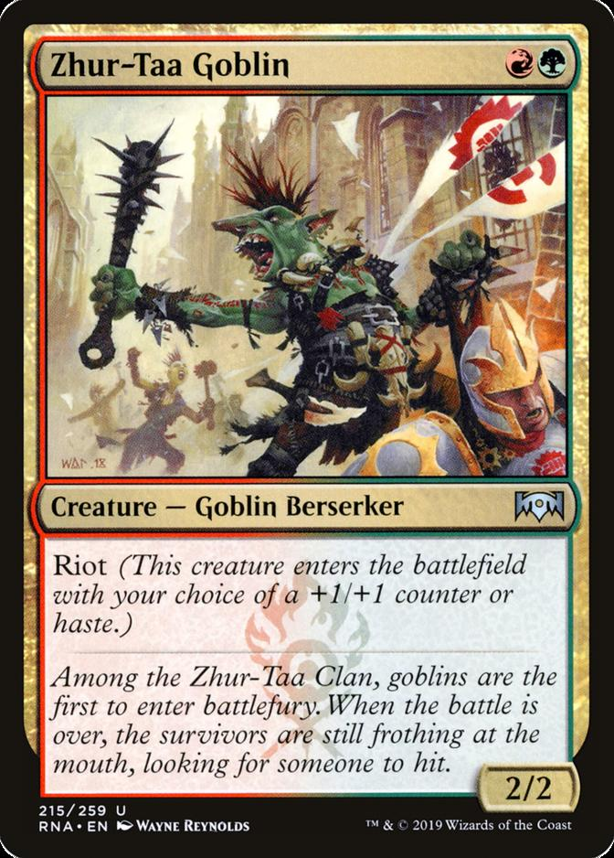 Zhur-Taa Goblin [RNA] (F)