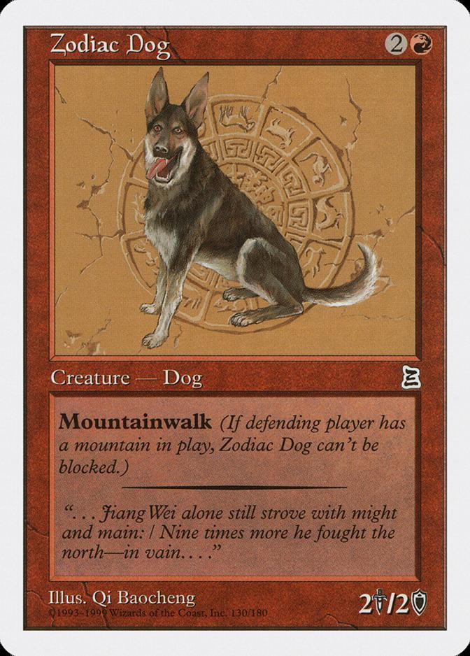 Zodiac Dog [PTK]
