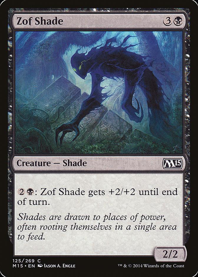 Zof Shade [M15]