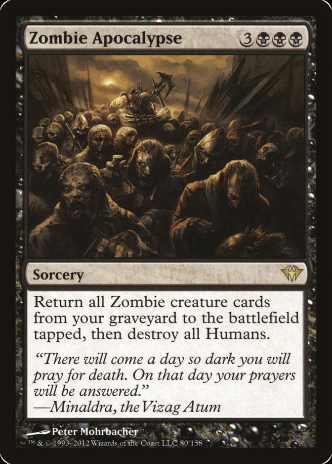 Zombie Apocalypse [DKA]