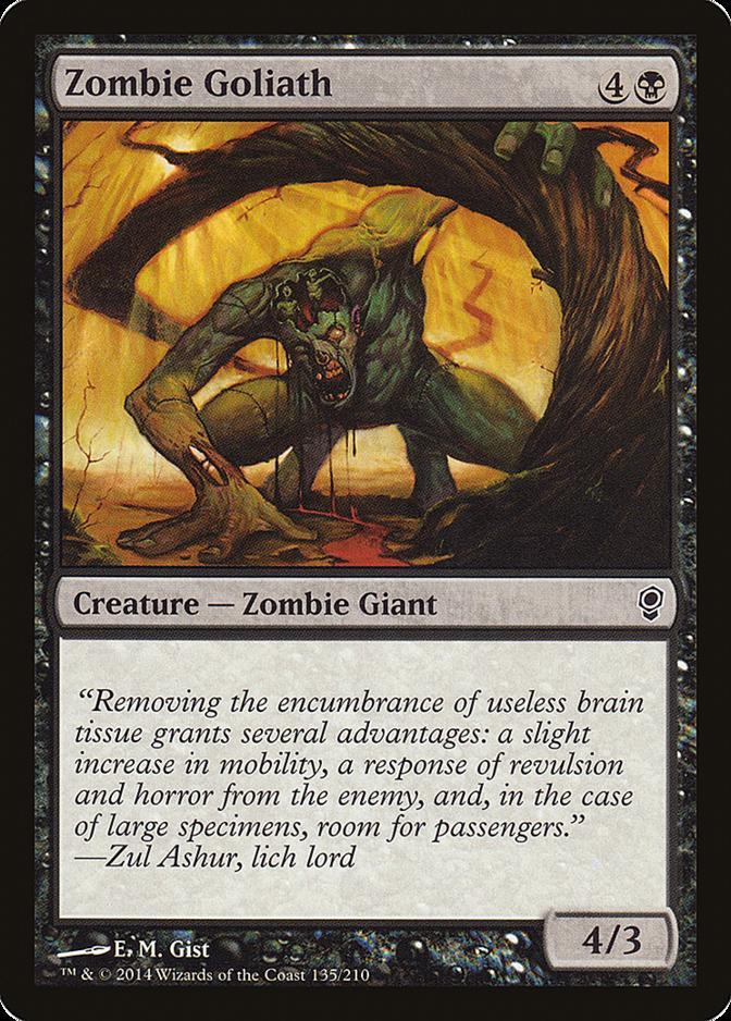 Zombie Goliath [CNS]