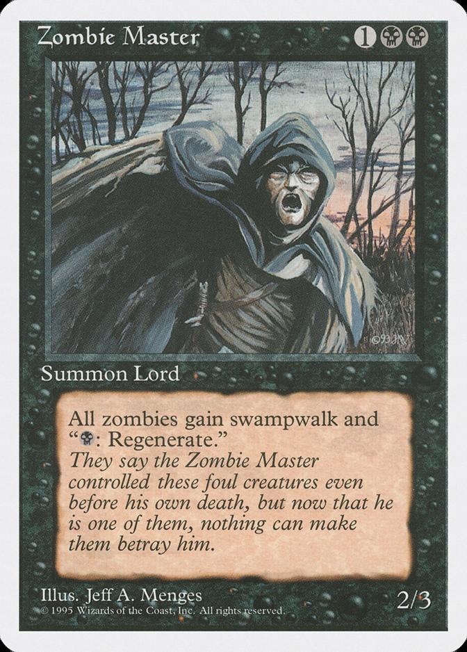 Zombie Master [4ED]