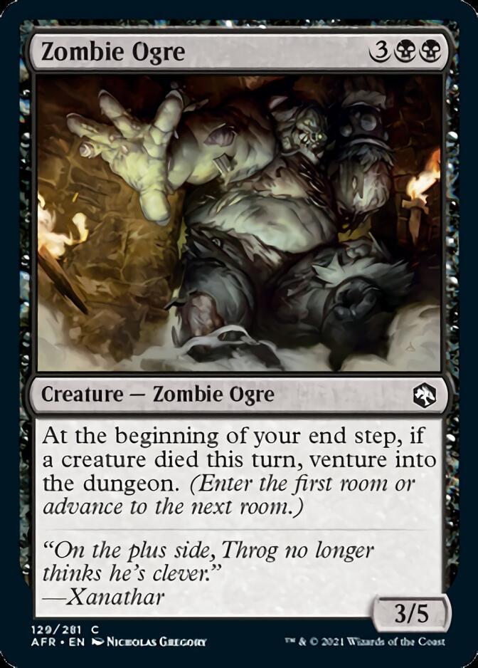 Zombie Ogre [AFR]