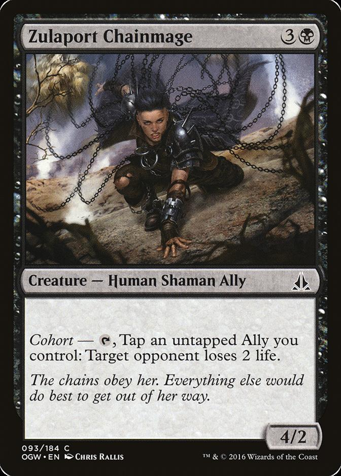 Zulaport Chainmage [OGW]