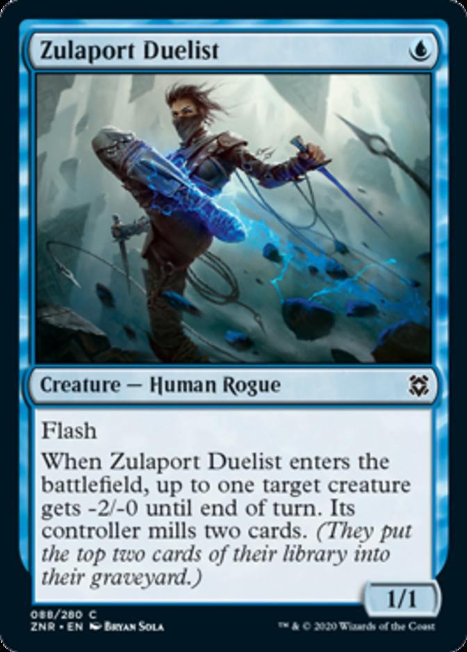 Zulaport Duelist [ZNR]