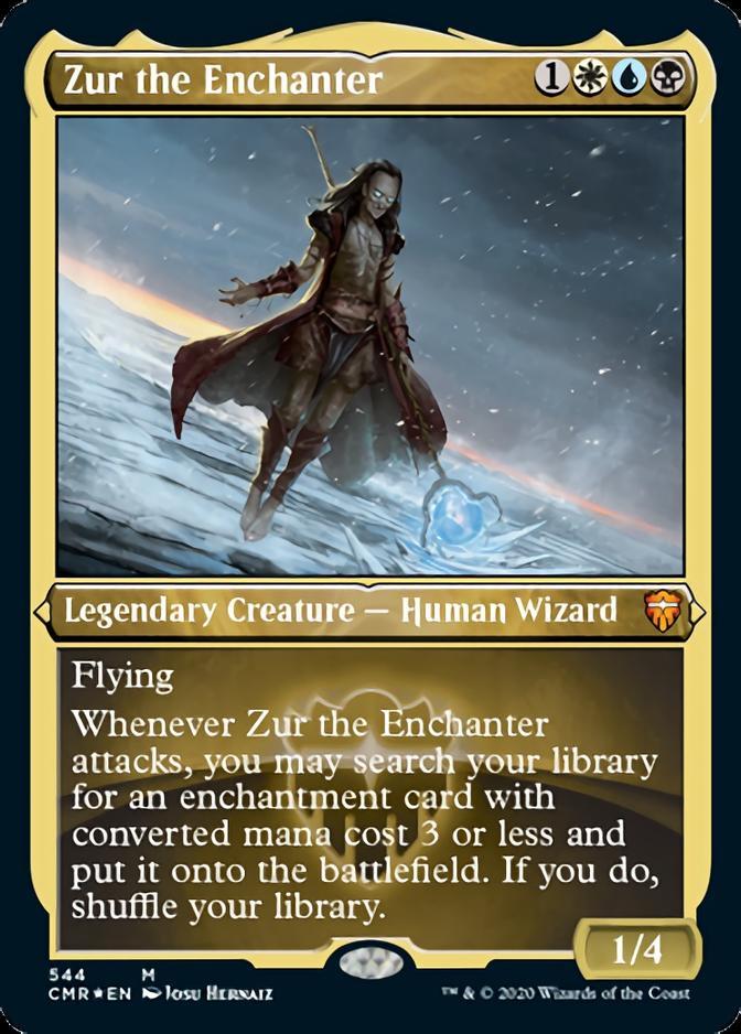 Zur the Enchanter [PCMR] (F)