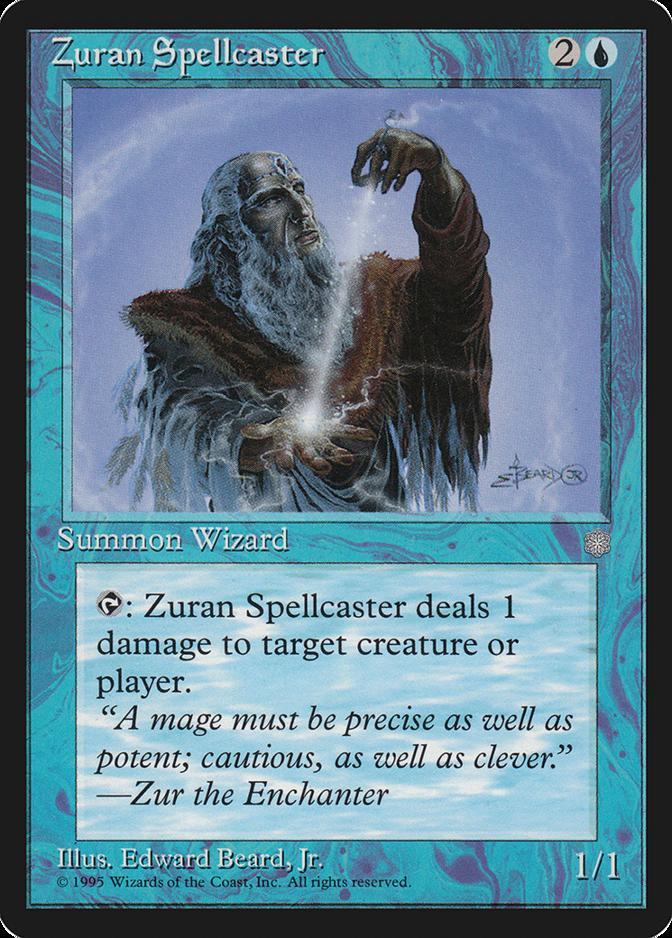 Zuran Spellcaster [ICE]