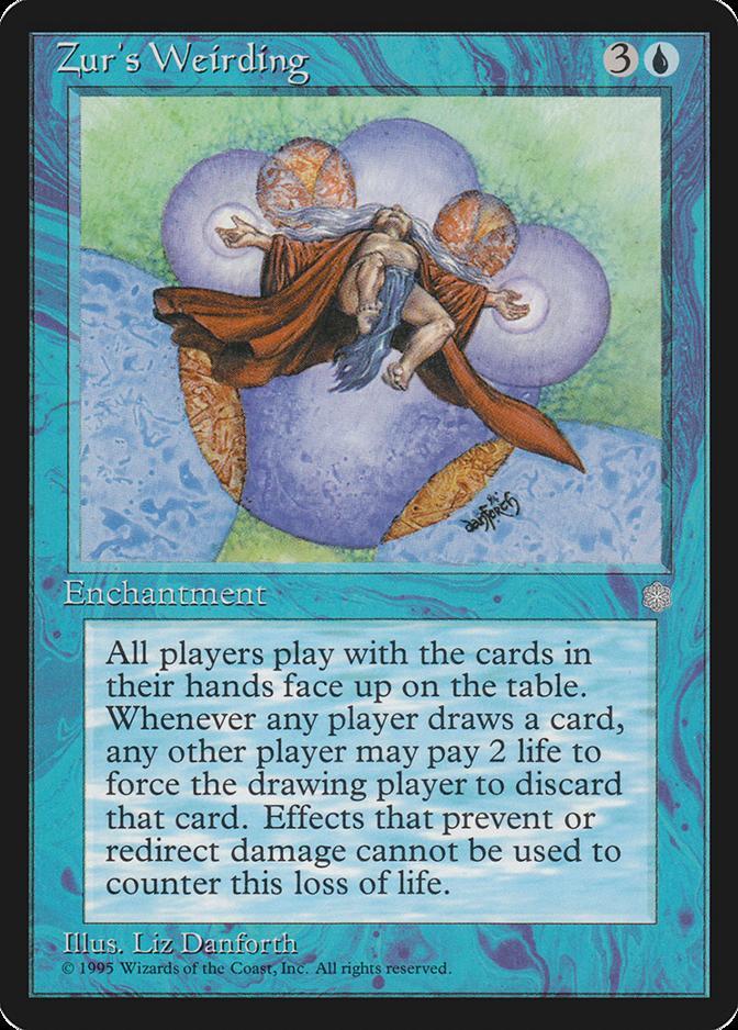 Zur's Weirding [ICE]
