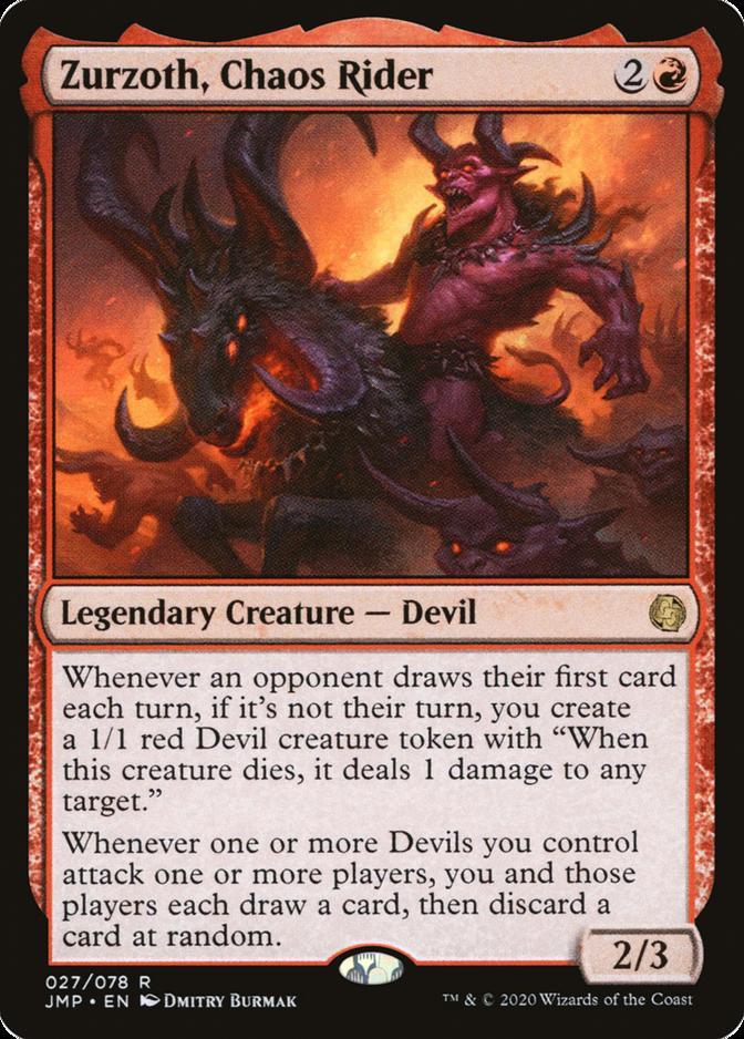 Zurzoth, Chaos Rider [JMP]